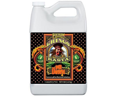 Gringo Rasta pH Down Liquid 1 gal