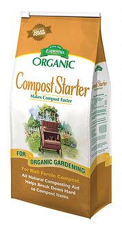 Compost Starter 4 lbs bag