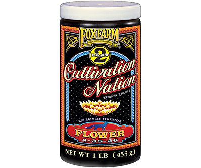 Cultivation Nation Flower 1 lb