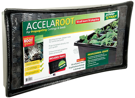 AccelaROOT 50-Cell Tray
