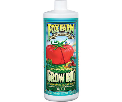 Grow Big Hydro Liquid Concentrate