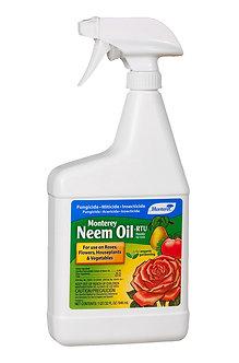 70% Neem Oil Quart RTU