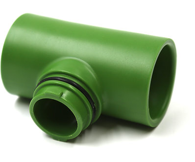 """Flora Pipe Fitting - 0.75"""" T"""
