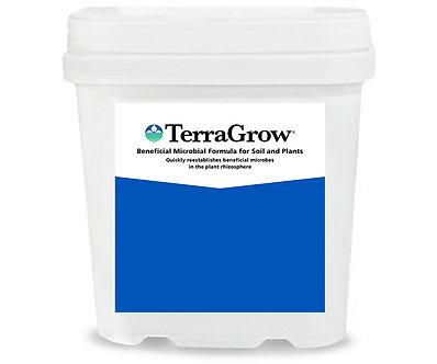 TerraGrow 25 lb CA Label
