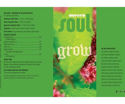 Soul Grow 15 gal