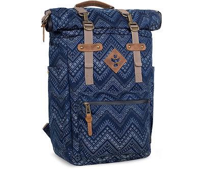 Drifter - Indigo, Rolltop Backpack