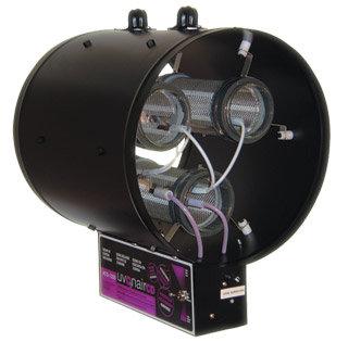 """12"""" CD-In-Line Duct Ozonator Corona Discharge"""