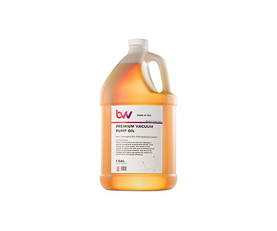 1 Gallon Premium Vacuum Pump Oil