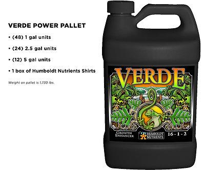 Verde Power Pallet