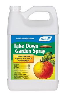 Take Down Garden Spray, Gal