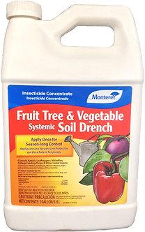 Fruit Tree & Vegetable Soil Drench Gal