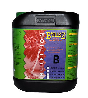10L B'Cuzz Coco Nutrition Component B