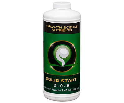 Growth Science Solid Start quart