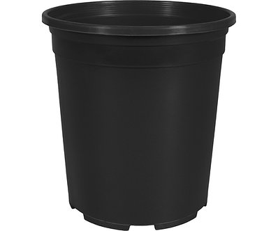 Premium Nursery Pot 1 Gal, Bottom Drain