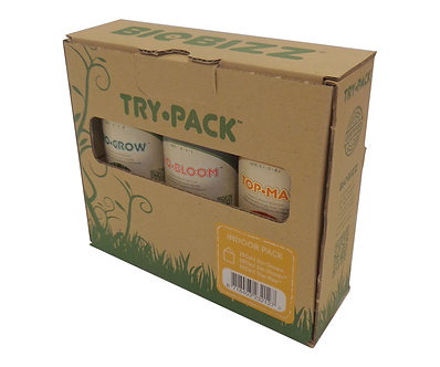 Trypack Indoor, pack of 3-250ml