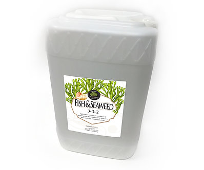 Age Old Fish & Seaweed 6 gal