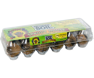 SPROUT HOUSE Carton with 24 Cups