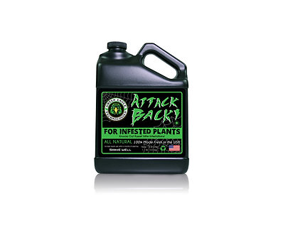 Attack Back 128oz (4/cs)