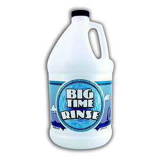 Big Time Rinse 1 Gal (4/cs)