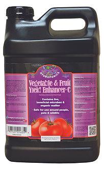 Vegetable & Fruit 2.5 Gal Yield Enhancer-C CA ONLY