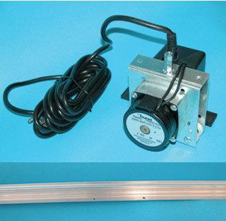 6' rail with 10 RPM intelli-drive motor
