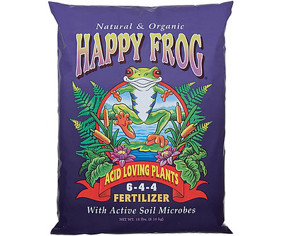 18lbs Acid Loving Organic Fertilizer 6-4-4