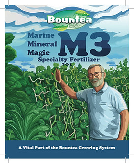 Bountea Marine Mineral Magic M3  20 lb