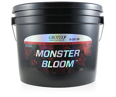 Monster Bloom 10 kg- new label