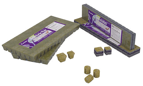 """AO 25/40 10/10  Cubes, 1x1"""", 30 sheets of 200"""