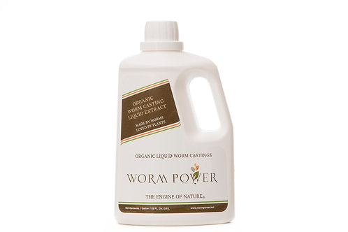 Worm Power Liquid Extract 1 gal (4/cs)