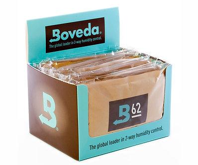 Boveda 62% RH (67 grams) -- Retail Carton (12 pack