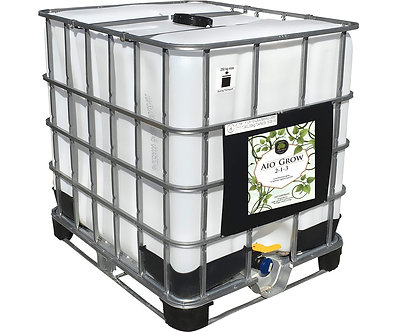 Age Old AIO Grow 250 gal Tote