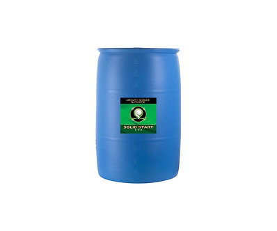 Growth Science Solid Start 55 gal drum