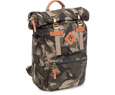 Drifter, Camo Brown, Rolltop Backpack