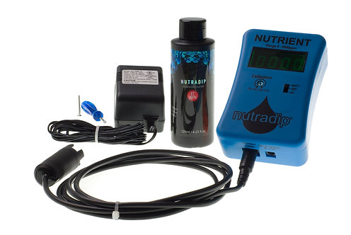 Nutradip PPM AC/DC Combo Meter