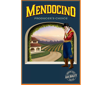 Mendocino Soluble 5-11-26, 25 lbs.