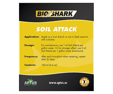 Aptus Soil Attack 250ml