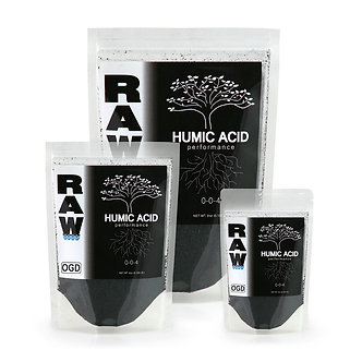 RAW Humic Acid 8 oz (6/cs)