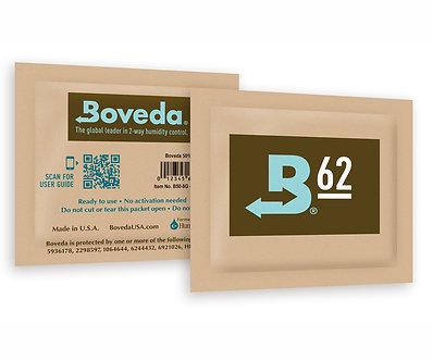Boveda 62% RH (4 GRAMS) -- bulk (600 packets/case)