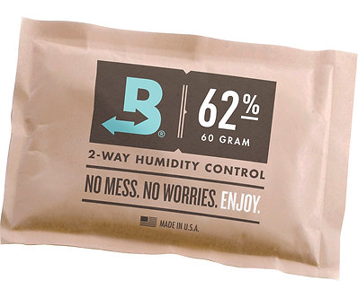 Boveda 62% RH (67 gm) - 100 Packets