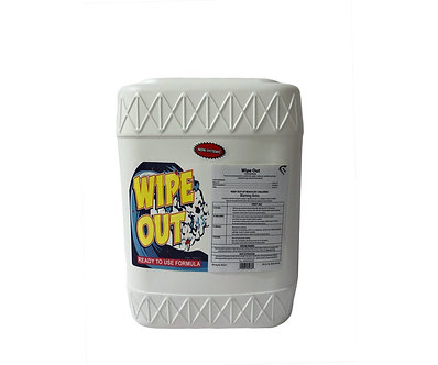 Wipe Out 5 gal
