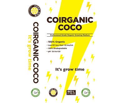Char Coir Coirganic Coco, 50L