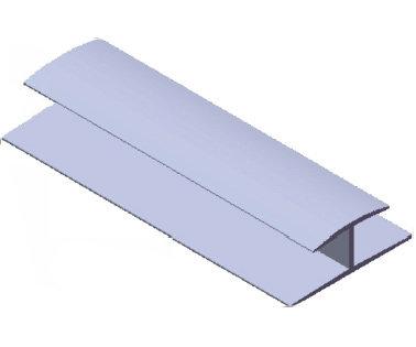 Nudo Division Bar - 10'