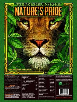 Natures Pride Veg Fertilizer 35LB