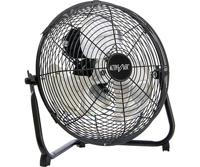 "Active Air HD 12"" Floor Fan"