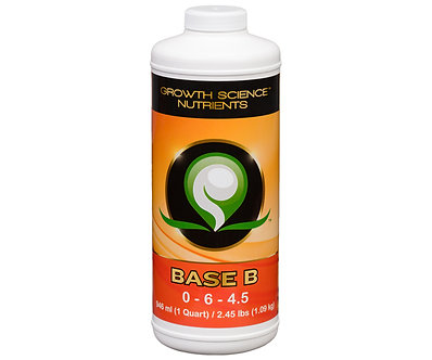 Growth Science Base B quart