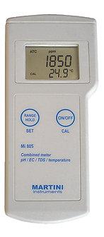 Commercial Grade Combo pH/EC/TDS/Temp Meter