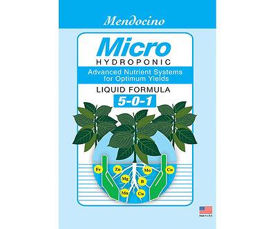 Mendocino Micro 5-0-1 2.5 gal