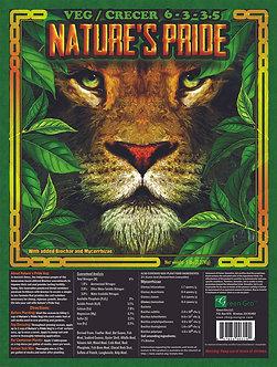 Natures Pride Veg Fertilizer 5lb