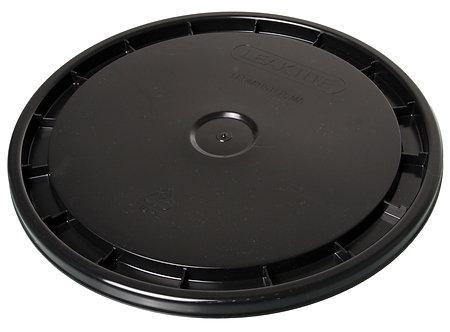 5 Gallon Bucket Lid, Black